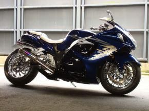 NEW SCHOOL CUSTOM NO-6 GSX1300R ハヤブサ