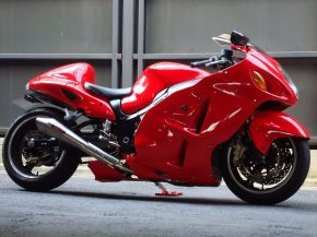 NEW SCHOOL CUSTOM NO-4 GSX1300R ハヤブサ