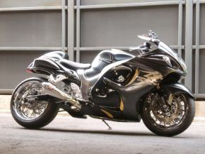 US STREET CUSTOM NO-20 GSX1300R ハヤブサ