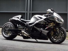 US STREET CUSTOM NO-11 GSX1300R ハヤブサ