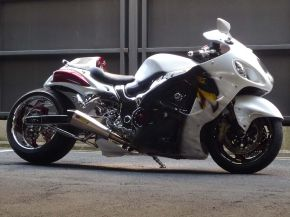 NEW SCHOOL CUSTOM NO-7.1 GSX1300R ハヤブサ