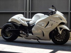 US STREET CUSTOM NO-19 GSX1300R ハヤブサ
