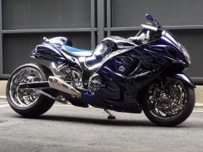 US STREET CUSTOM NO-9 GSX1300R ハヤブサ